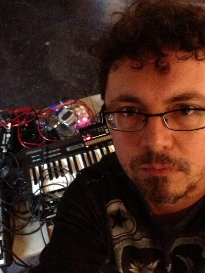 Joe Wallace synth setup